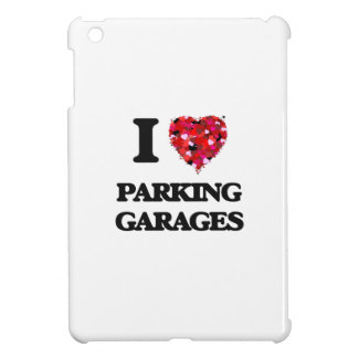 I Love Parking Garages Cover For The iPad Mini