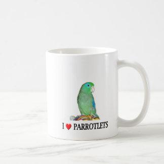I love parrotlets mugs