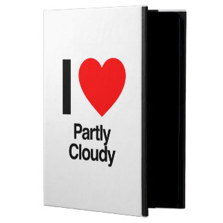 i love partly cloudy case for iPad air