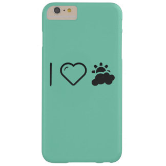 I Love Partly Cloudy Weather Barely There iPhone 6 Plus Case