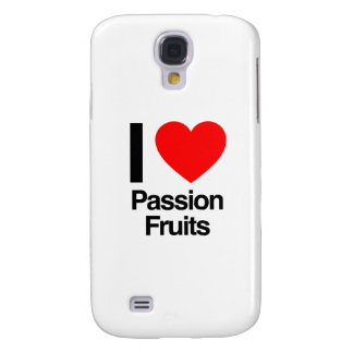 i love passion fruits samsung galaxy s4 cases