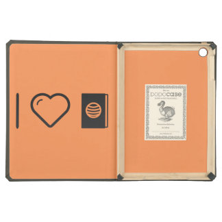 I Love Passport For Diplomats iPad Air Cases