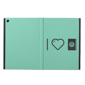 I Love Passport For Diplomats Cover For iPad Air
