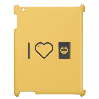 I Love Passport For Diplomats Cover For The iPad 2 3 4