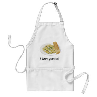 I love pasta! apron