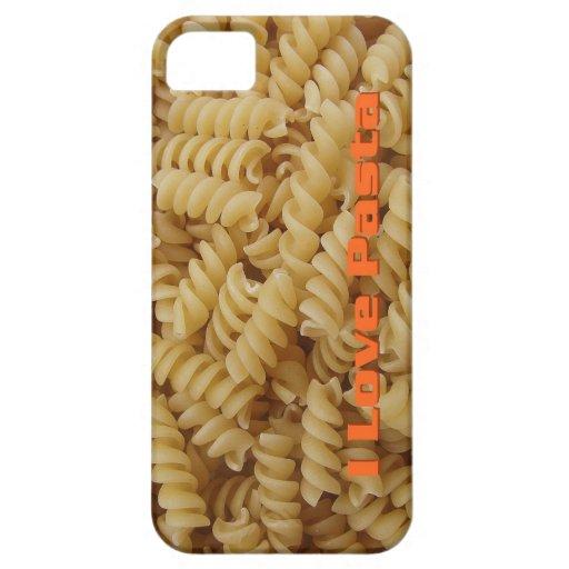 I Love Pasta iPhone 5 Cases