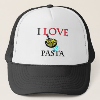 I Love Pasta Trucker Hat