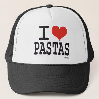 I love Pastas Trucker Hat