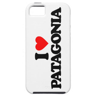 I LOVE PATAGONIA CASE FOR iPhone 5/5S