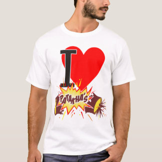 I Love Patakha T-Shirt