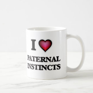 I Love Paternal Instincts Coffee Mug