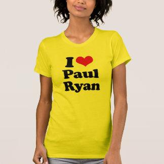 I LOVE PAUL RYAN (2).png Tees