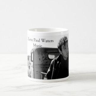 """""""I Love Paul Waters Music"""" Coffee Mug"""