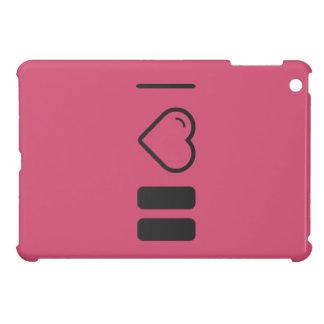 I Love Pause Cues iPad Mini Covers