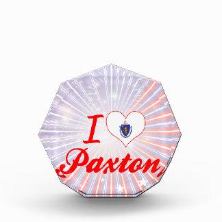 I Love Paxton, Massachusetts Awards