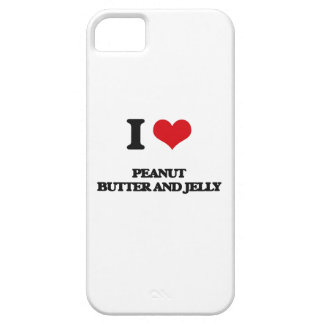 I love Peanut Butter And Jelly iPhone 5 Cases