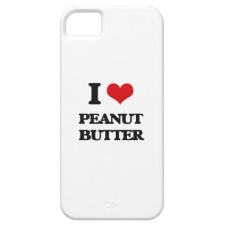 I Love Peanut Butter iPhone 5 Covers