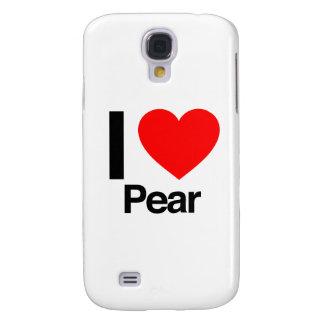 i love pear samsung galaxy s4 covers