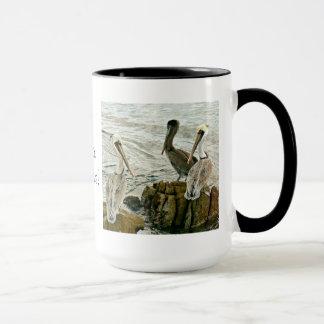 I Love Pelicans! Coffee Mug