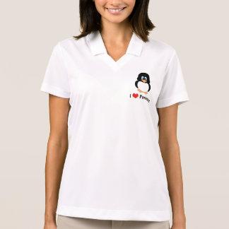 I Love Penguins Hoodie