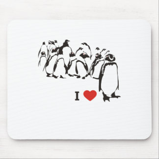 I love Penguin's Mouse Pad