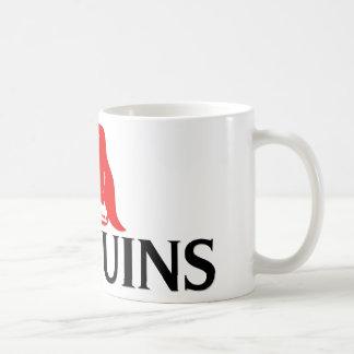 I Love Penguins Classic White Coffee Mug