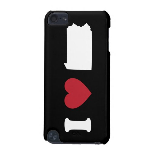 I Love Pennsylvania iPod Touch (5th Generation) Cover