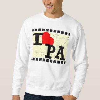 I love Pennsylvania Sweatshirt