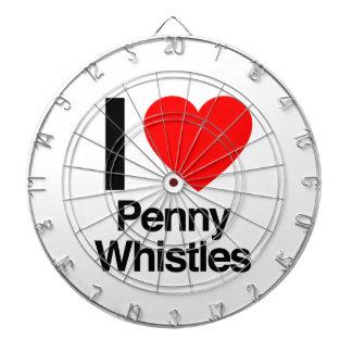 i love penny whistles dart boards