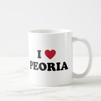 I Love Peoria Arizona Coffee Mug