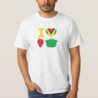 I Love Pepper Pot T Shirt