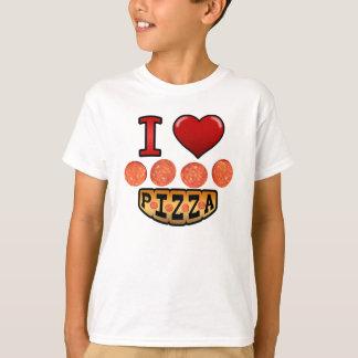 I love pepperoni pizza. T-Shirt