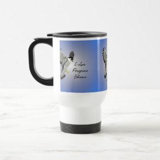 I love Peregrine Falcon Mug