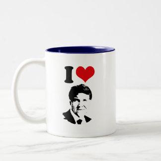 I LOVE PERRY 2012 Two-Tone COFFEE MUG