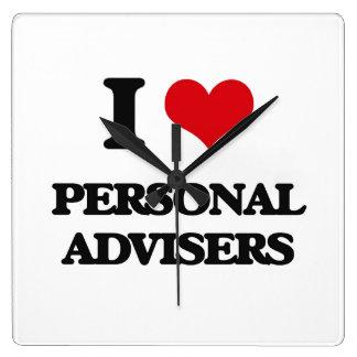 I love Personal Advisers Clocks