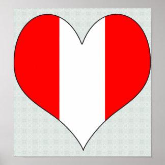 I Love Peru Poster
