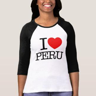I love Peru Woman's T-shirt