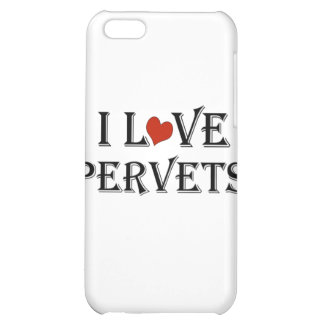 I Love Pervets.png Case For iPhone 5C