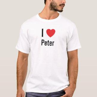 I love Peter T-Shirt