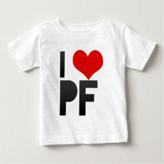 I Love PF Tee Shirt
