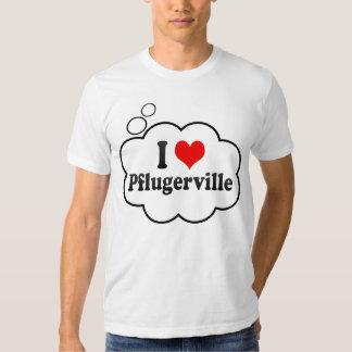 I Love Pflugerville, United States T-Shirt