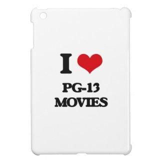 I Love Pg-13 Movies Case For The iPad Mini