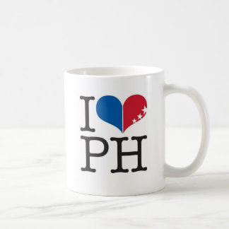 I love PH Coffee Mug