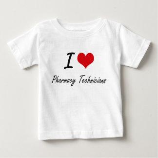I love Pharmacy Technicians T Shirts