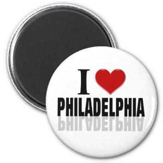 I Love Philadelphia Fridge Magnets