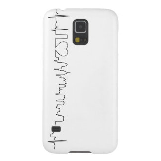 I love Philadelphia in an extraordinary ecg style Cases For Galaxy S5
