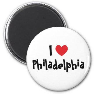I Love Philadelphia Magnets