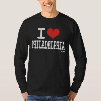 I love Philadelphia Tee Shirt