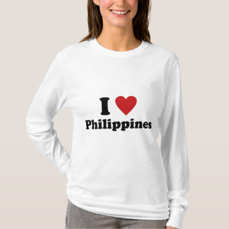 I Love Philippines T-Shirt