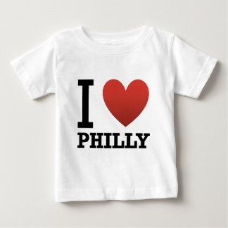 i-love-philly baby T-Shirt